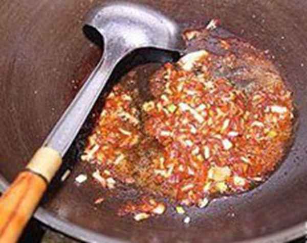 酱扒茄子的做法图解7