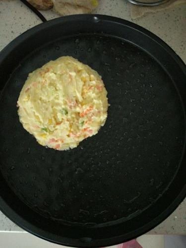 土豆饼的做法图解7