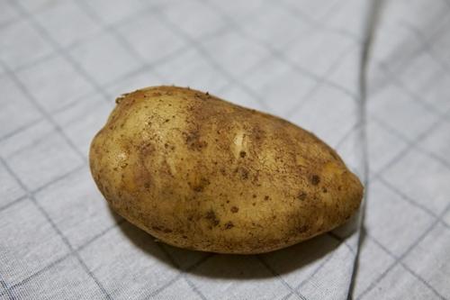 土豆虾球的做法图解1