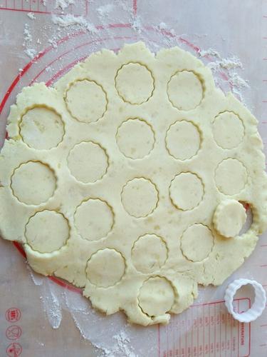 笑脸土豆饼的做法图解5