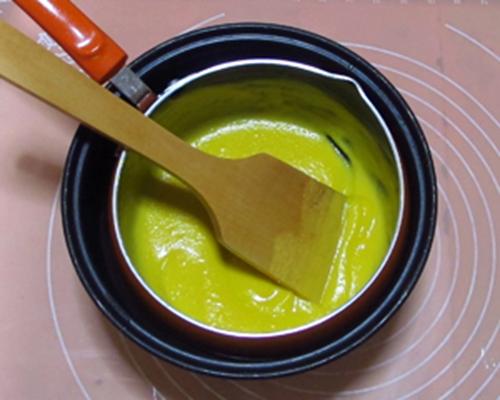 芒果冰淇淋无冰淇淋机版的做法图解6