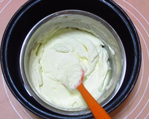 芒果冰淇淋无冰淇淋机版的做法图解7