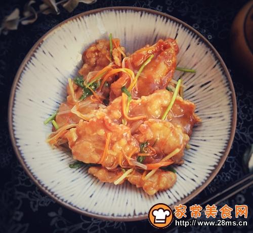 老式锅包肉-家乡特色菜的做法图解8