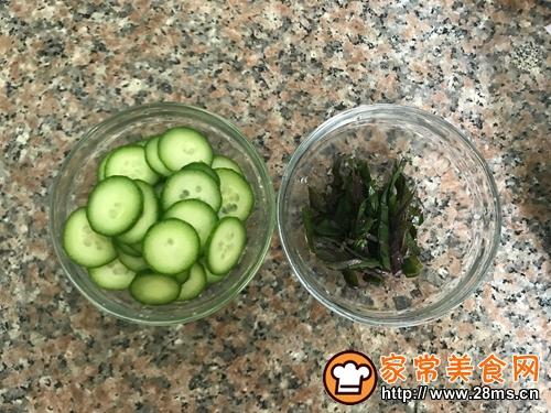 日式饭团-紫苏叶火腿饭团的做法图解2