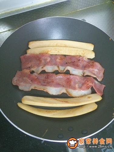 快手早餐-香酥手抓饼的做法图解3