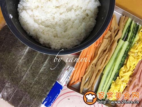 寿司的做法图解10