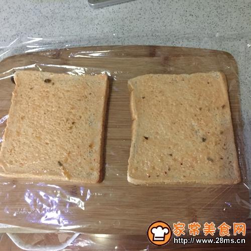 吐司火腿三明治的做法图解6