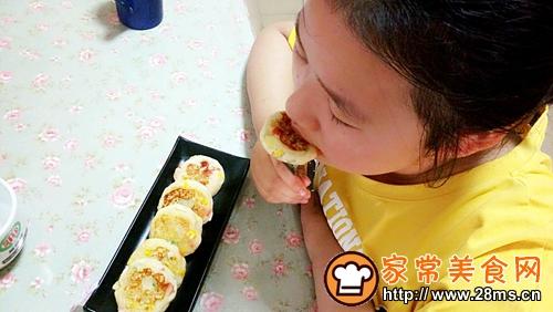彩蔬土豆饼的做法图解10