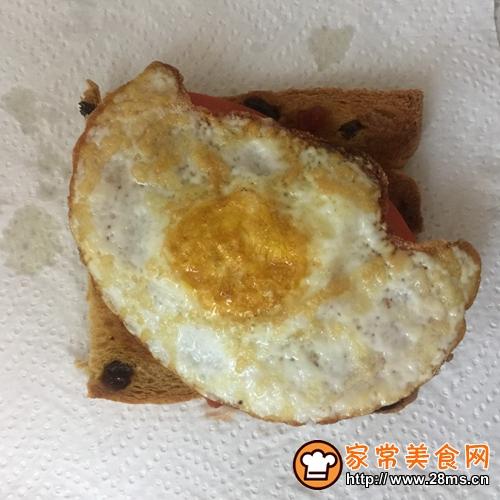 早餐系列三明治的做法图解6