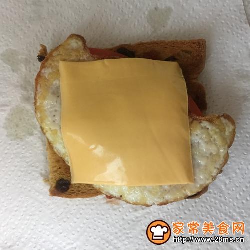 早餐系列三明治的做法图解7