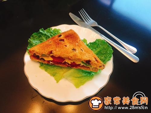 早餐系列三明治的做法图解9