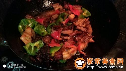 香喷喷的回锅肉的做法图解9