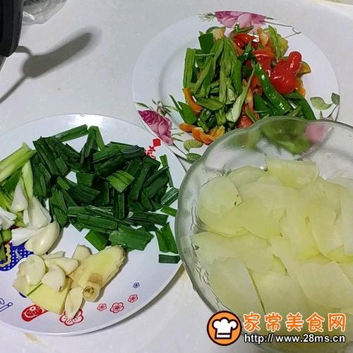 快手版-回锅土豆片的做法图解3