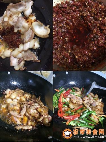 回锅肉的做法图解6