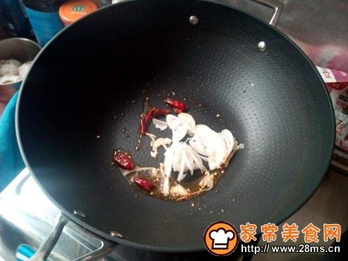 #菁选酱油试用西芹豆干的做法图解5