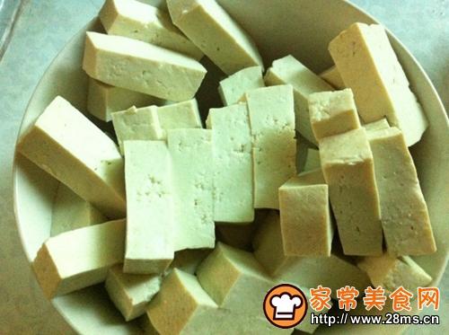 糖醋豆腐的家常做法 _1