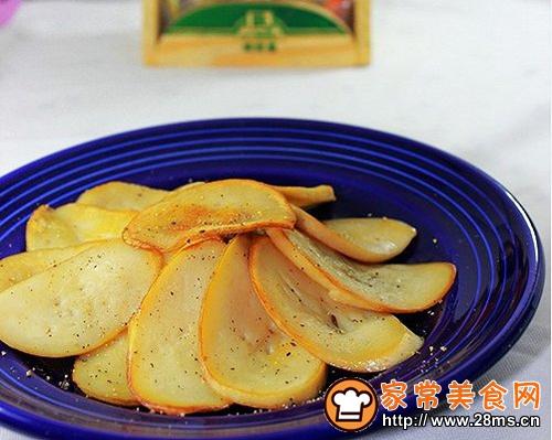 黑椒煎杏鲍菇