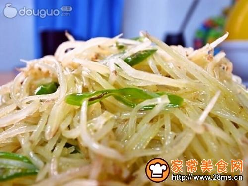 青椒土豆丝的家常做法