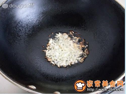口蘑烧炸豆腐的家常做法