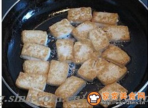 酸辣开胃豆腐的做法图解3