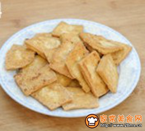 香辣豆腐干的家常做法