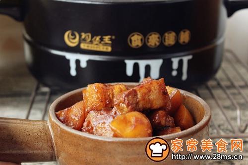 砂锅土豆炖肉的做法图解11