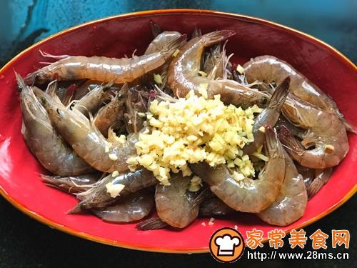 香茅虾的做法图解4