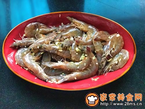 香茅虾的做法图解5