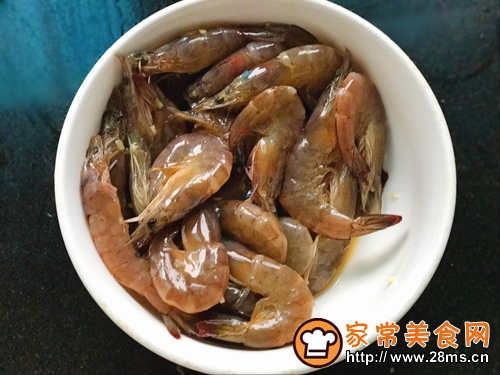 香茅虾的做法图解7