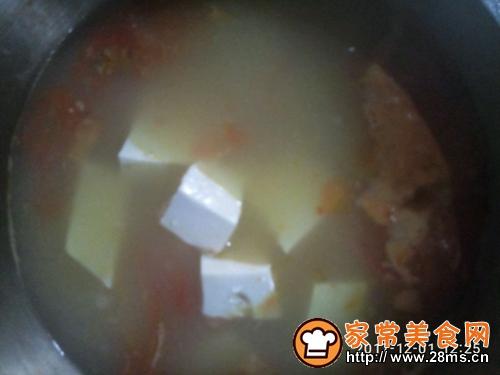 鲫鱼豆腐汤的做法图解6