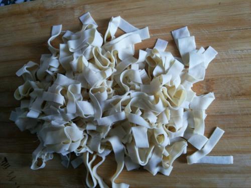 减肥餐 凉拌芹菜干豆腐的做法图解3