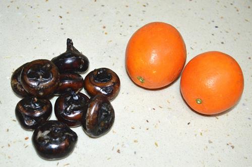 橙汁马蹄的做法图解1