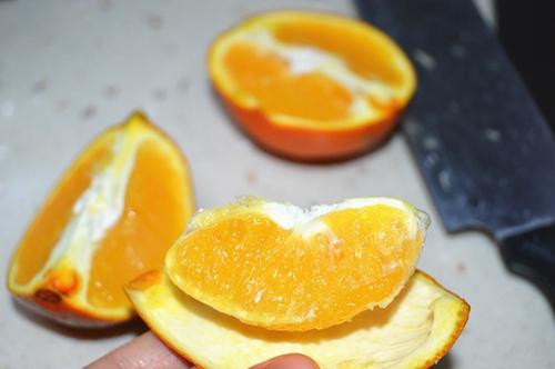 橙汁马蹄的做法图解3