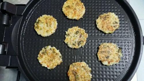 海苔金枪鱼米饼的做法图解6