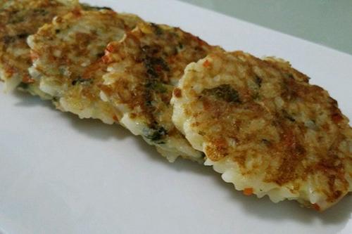 海苔金枪鱼米饼