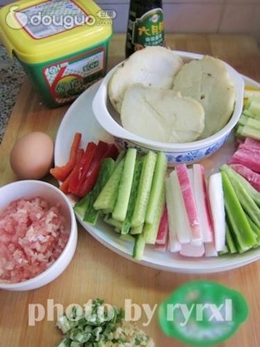 大团圆酱香时蔬土豆泥的家常做法