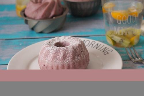 咕咕霍夫紫薯发糕的做法图解11