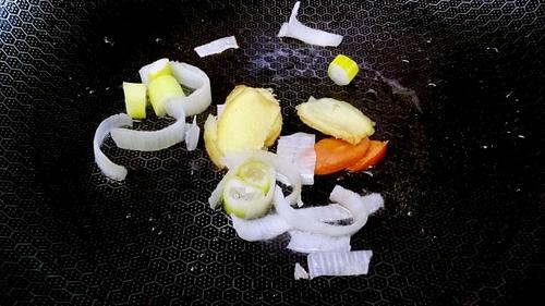 虾仁豆腐杂货锅的做法图解9