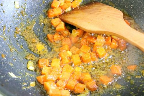 养生咖喱杂蔬的做法图解9