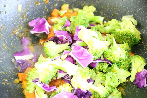 养生咖喱杂蔬的做法图解10