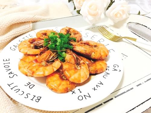 油焖大虾的做法图解12