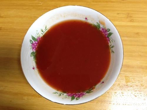 茄汁脆皮虾球的做法图解6