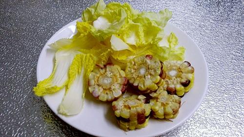 菜心玉菇昆鱼锅的做法图解6