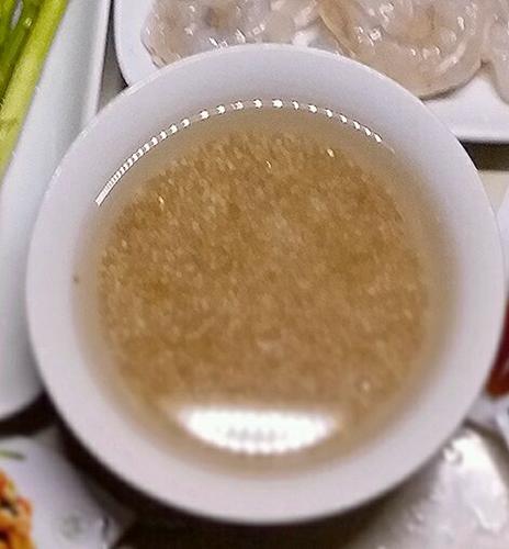 藜麦芦笋虾仁的做法图解3
