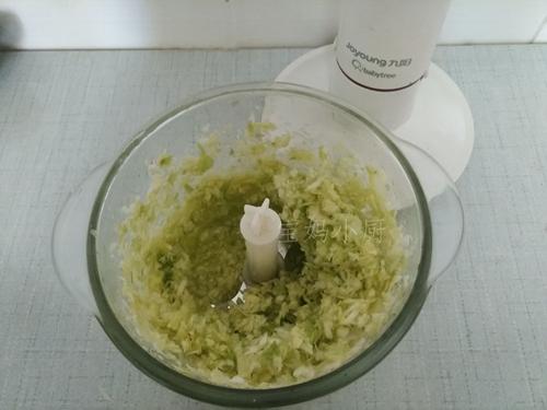 海参虾仁饺子的做法图解4