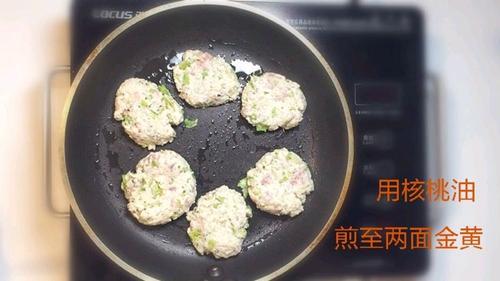 豆腐肉饼的做法图解5