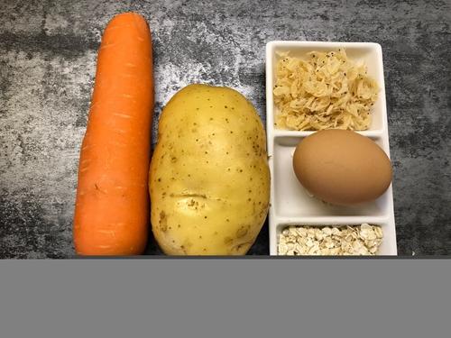 土豆燕麦饼的做法图解1