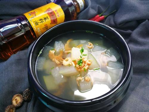 冬瓜海鲜汤的做法图解6
