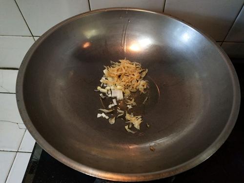 虾皮萝卜汤的做法图解5