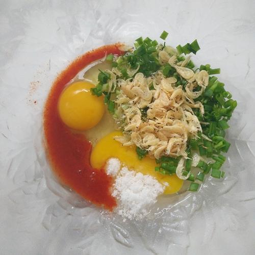 韩式泡菜饼的做法图解1